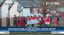 Ratusan WNI di London Dukung Jokowi-Ma'ruf