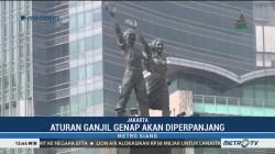Aturan Ganjil Genap di Jakarta akan Diperpanjang