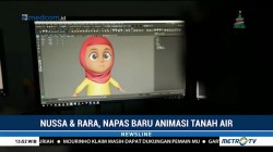 Nussa & Rara, Napas Baru Animasi Tanah Air