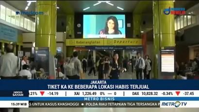 PT KAI Daop I Jakarta Tambah 19 Jadwal Perjalanan