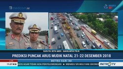 Kakorlantas Tinjau Tol Trans Jawa