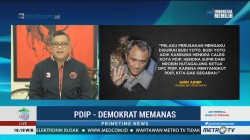 PDIP-Demokrat Memanas (1)