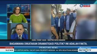 PDIP-Demokrat Memanas (2)