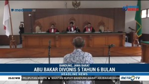 Eks Bupati Bandung Barat Divonis 5,5 Tahun Penjara