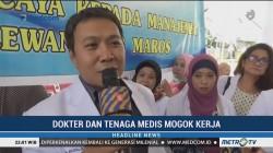 Protes Kurangnya Sarana, Dokter dan Tenaga Medis di Maros Mogok Kerja