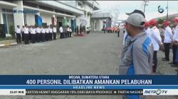 TNI-Polri di Pelabuhan Belawan Siap Amankan Natal dan Tahun Baru