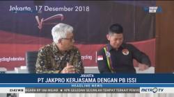 Jakpro Gandeng ISSI untuk Kelola Jakarta International Velodrome