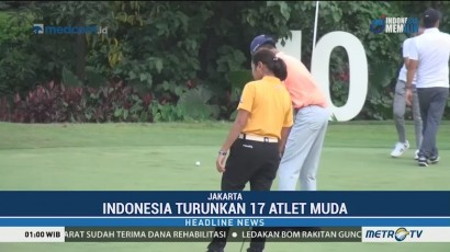 International Junior Golf Championship Diikuti 170 Pegolf