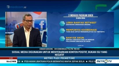 Prabowo-Sandi Gunakan <I>Cyber Troops?</i> (2)