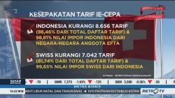 Produk RI Dapat Preferensi dari Negara EFTA