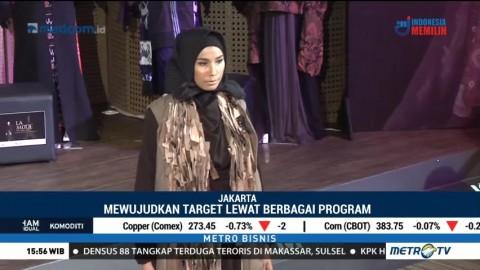 Kemenperin Targetkan Indonesia Jadi Pusat Fesyen Muslim Dunia