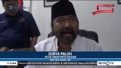 Surya Paloh Apresiasi Permintaan Maaf La Nyalla