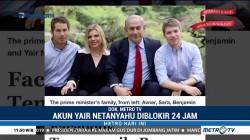 Akun Facebook Putra PM Israel Diblokir