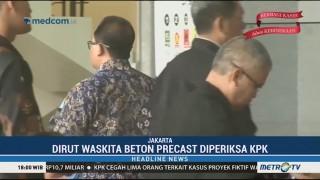 KPK Periksa Dirut Waskita Beton Precast