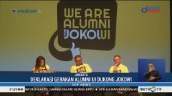 Alumni UI akan Deklarasikan Dukungan untuk Jokowi-Ma'ruf