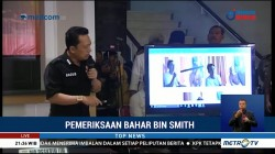 Bahar bin Smith Diduga Pukul Santrinya dengan Tongkat Kayu