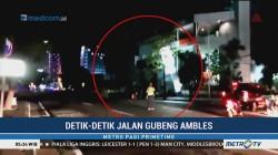 Detik-detik Jalan Raya Gubeng Ambles