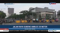 Rekayasa Lalu Lintas Setelah Jalan Raya Gubeng Ambles
