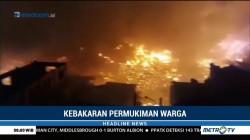 600 Rumah di Kota Manaus Brasil Terbakar