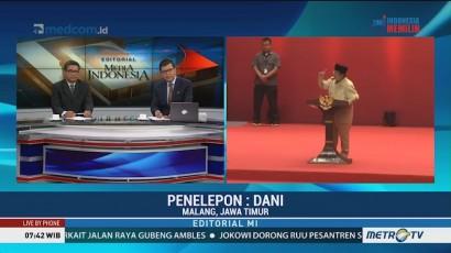 Bedah Editorial MI: Khayalan Sesat Indonesia Punah