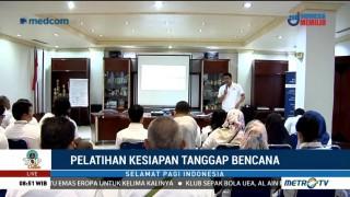 Media Group Gelar Pelatihan Kesiapan Tanggap Bencana