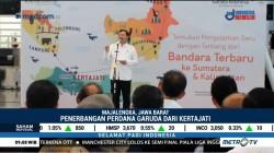 Garuda Indonesia Buka Rute Penerbangan dari BIJB Kertajati
