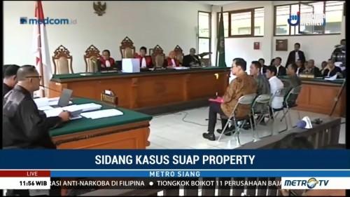 Sidang Perdana Kasus Suap Meikarta Digelar di PN Bandung