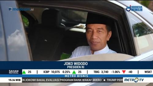 Besok, Jokowi akan Jajal Tol Trans Jawa