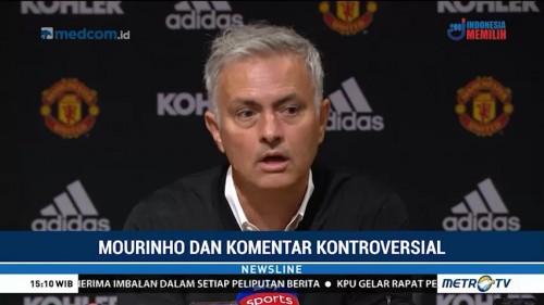 Kumpulan Komentar Kontroversial Mourinho