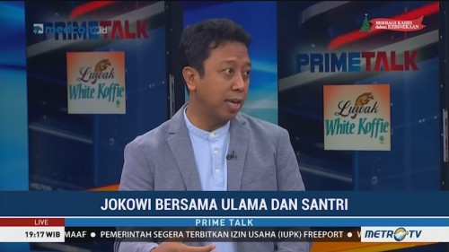 Strategi TKN Tepis Isu Jokowi PKI