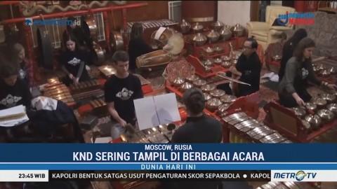 Kecintaan Warga Rusia kepada Indonesia