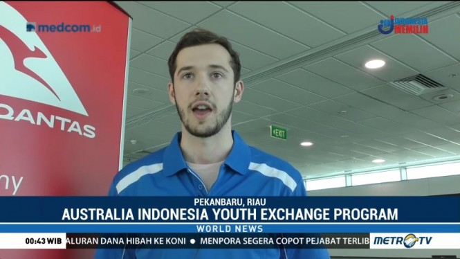 Australia-Indonesia Youth Exchange Program