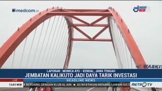 Jembatan Kalikuto di Tol Trans Jawa Jadi Daya Tarik Investasi