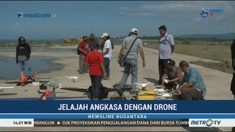Jelajah Angkasa dengan Drone