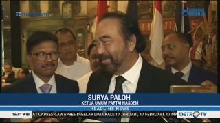 Surya Paloh Yakin Indonesia Tak Punah