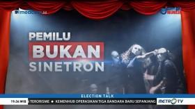 Pemilu Bukan Sinetron (1)