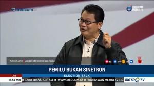 Pemilu Bukan Sinetron (2)
