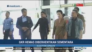 Sering Bolos, GKR Hemas Diberhentikan Sementara dari DPD RI