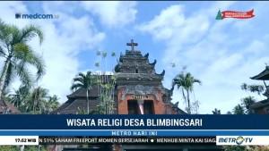 Perpaduan Adat Bali dan Iman Kristiani di Desa Blimbingsari