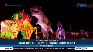 Light Up Fest, City of Lights From China