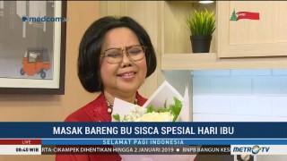 Masakan Spesial Hari Ibu: Semur Ayam Komplet ala Sisca Soewitomo (2)