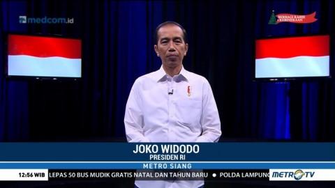 Jokowi: Selamat Hari Ibu