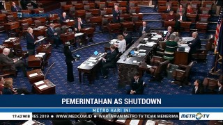 Pemerintahan AS <i>Shutdown</i>