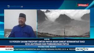 Penguasaan Freeport & Kesejahteraan Papua