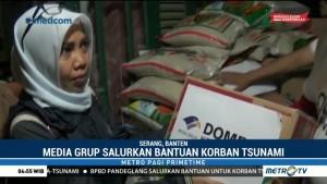 Media Group Kirim Bantuan ke Serang