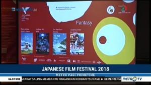12 Film akan Diputar dalam Japanese Film Festival