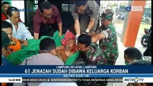 Korban Tewas Akibat Tsunami di Lampung Bertambah Jadi 81 Orang