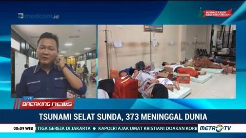 3.000 Pengungsi Masih Bertahan di Kantor Gubernur Lampung