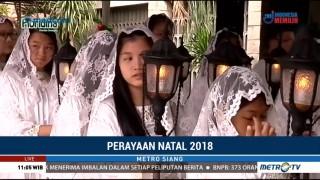Perayaan Natal di Berbagai Daerah Indonesia