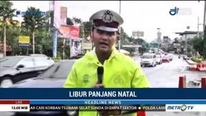 Simpang Gadog Ramai Lancar